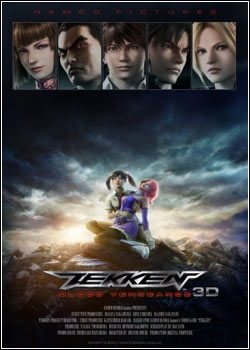 download Tekken Blood Vengeance Dublado 2011 Filme
