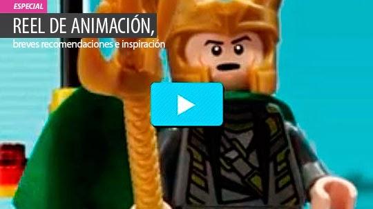 Reel de animación, breves recomendaciones e inspiración