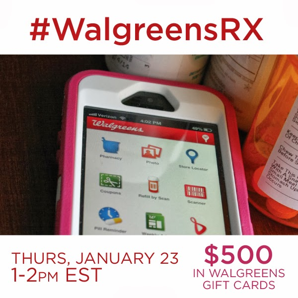 #WalgreensRX Twitter Party #cbias #shop