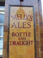 Meux and Company Brewery + inundación de cerveza