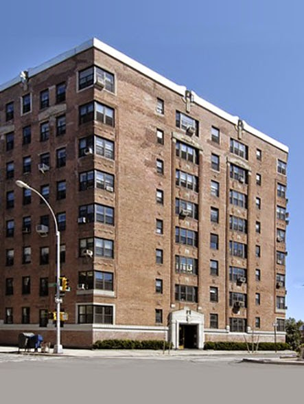 Cabrini Apartments Before