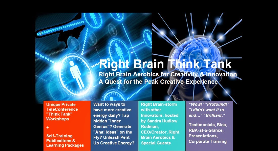 Right Brain Think Tank
