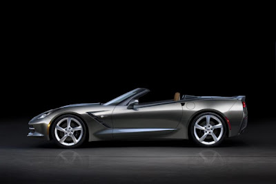 Corvette Stingray C7 Cabrio 2013