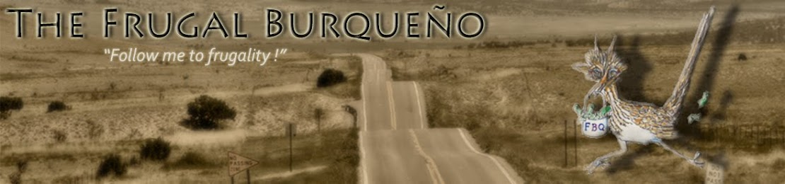 The Frugal Burqueo