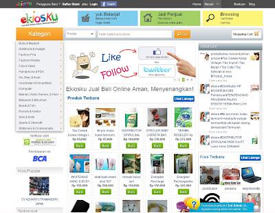 Ekiosku.com jual beli online aman menyenangkan - Ekiosku.com jual beli online aman menyenangkan Seo - Ekiosku.com jual beli online aman menyenangkan Review - Ekiosku.com jual beli online aman menyenangkan Terbaru
