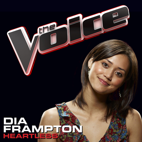 the voice dia. 2010 Heartless (The Voice the