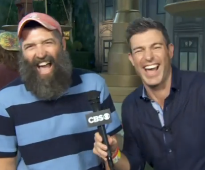 BB16 Backyard Interviews Donny