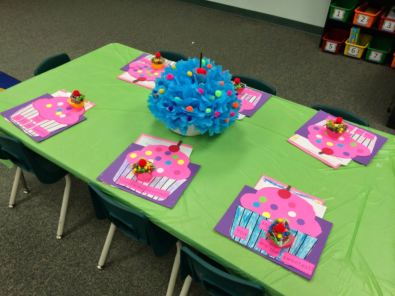 Mother S Day Classroom Decoration Ideas ~ Muffins with mom ideas yeehaw teaching in texas