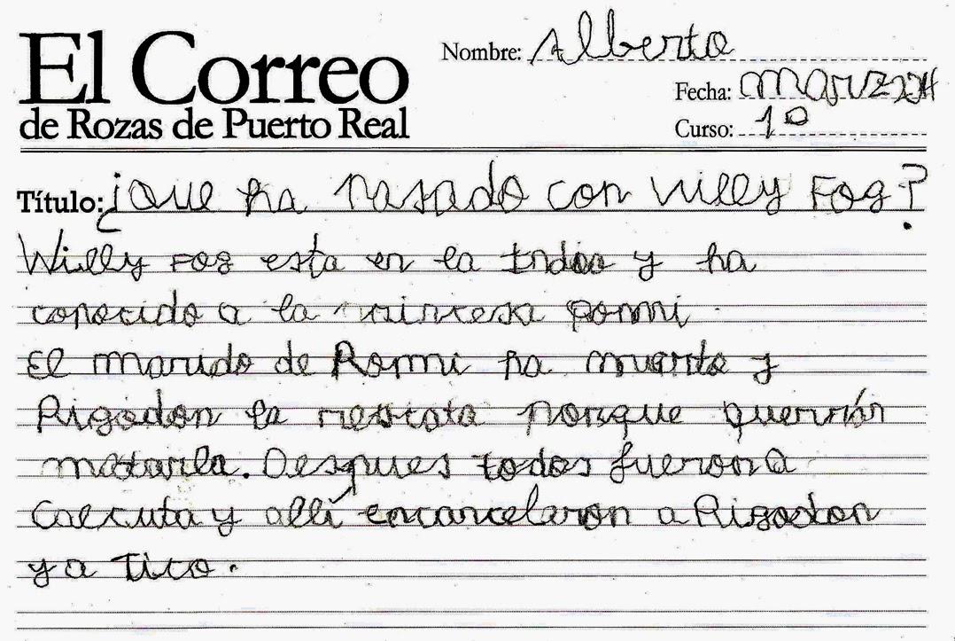 El Correo De Rozas De Puerto Real Qu Ha Pasado Con