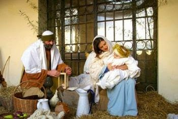 """Novità: Il Presepe Vivente a Santa Croce in Gerusalemme  """"visita guidata x bambini e le loro famiglie"""""""