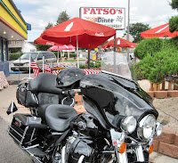 The Ride at Fatso's Diner