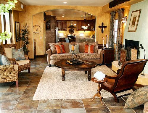 decoracao de interiores povoa de varzim:Mexican Style Living Room Decor