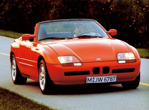 The Petrol Stop Bmw Z1