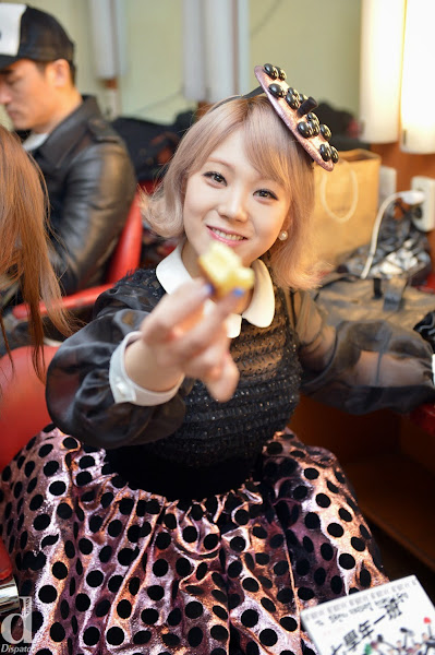 Orange Caramel Catallena Lizzy Music Bank