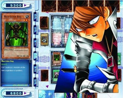 Games Yu-Gi-Oh! Power of Chaos: Kaiba the Revenge Free