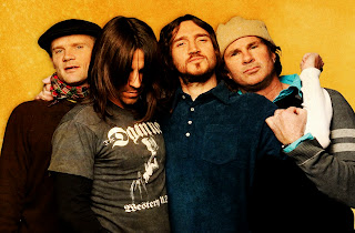 Red Hot Chili Peppers Band Members HD Wallpaper