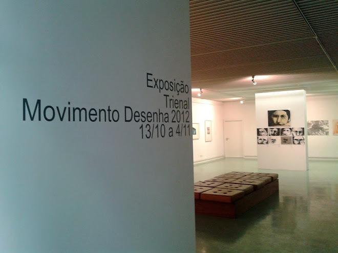 Trienal Movimento DESENHA 2012 by l'agenzia di arte