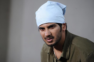 dulquer salman in usthad hotel
