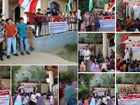 Warga Gaza Palestina Ikut Andil Meriahkan Hari Kemerdekaan Indonesia