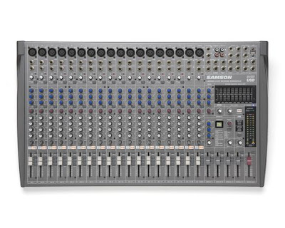 SAMSON L2000 - 20-channel/4-bus professional mixing console