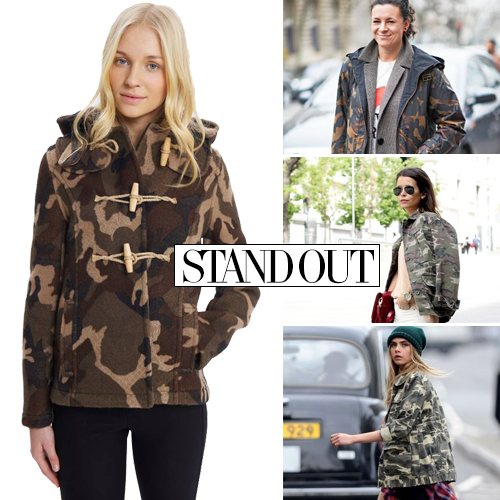 Harnold Brook Vancouver Outerwear Jackets Camo