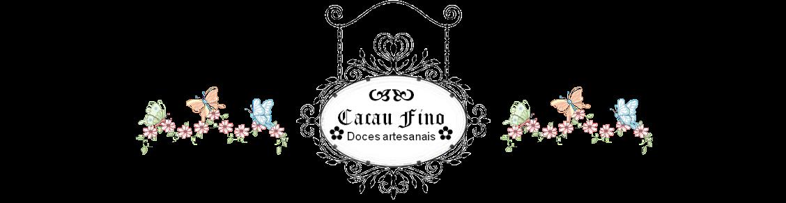 ✿ Cacau Fino ✿ - Doces artesanais-Joinville;SC
