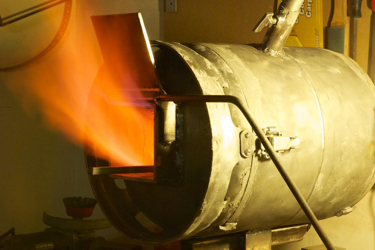 Kromagnon l 39 volution forge gaz enfin la fin - Forge a gaz ...
