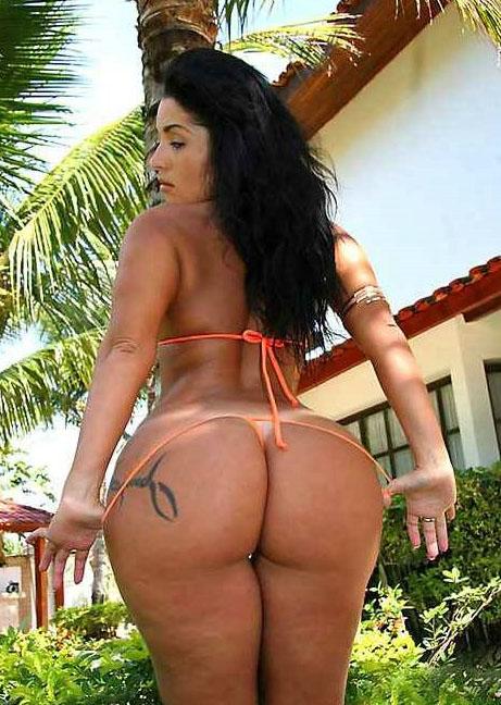 голые толстожопые латинки
