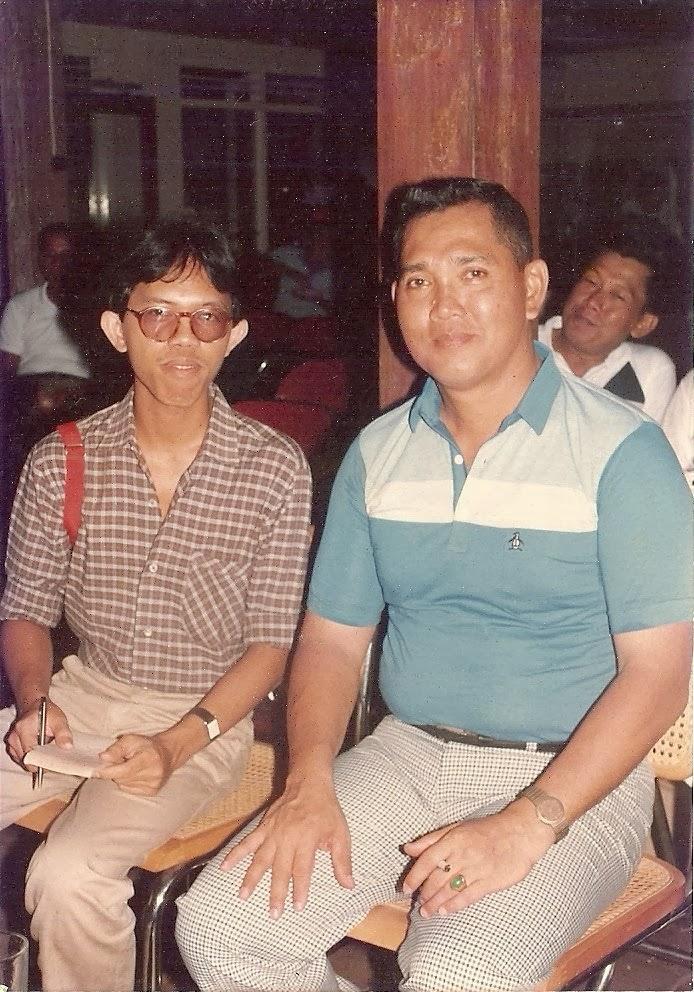 Nostalgia Jadi Wartawan