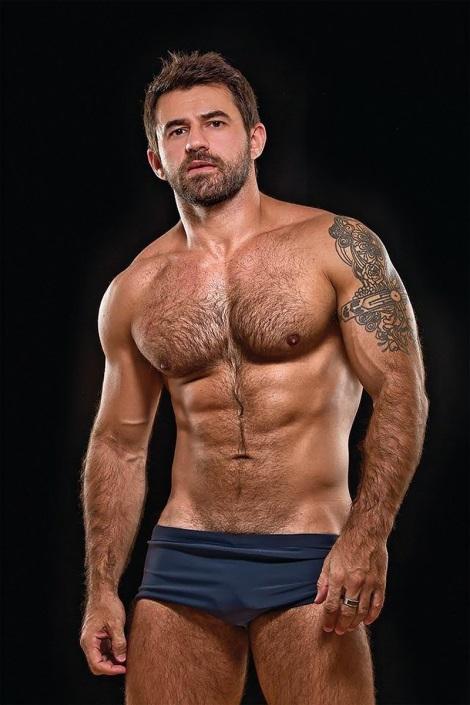 Fabricio Ternes modelling underwear