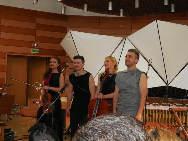 Bach in showbiz