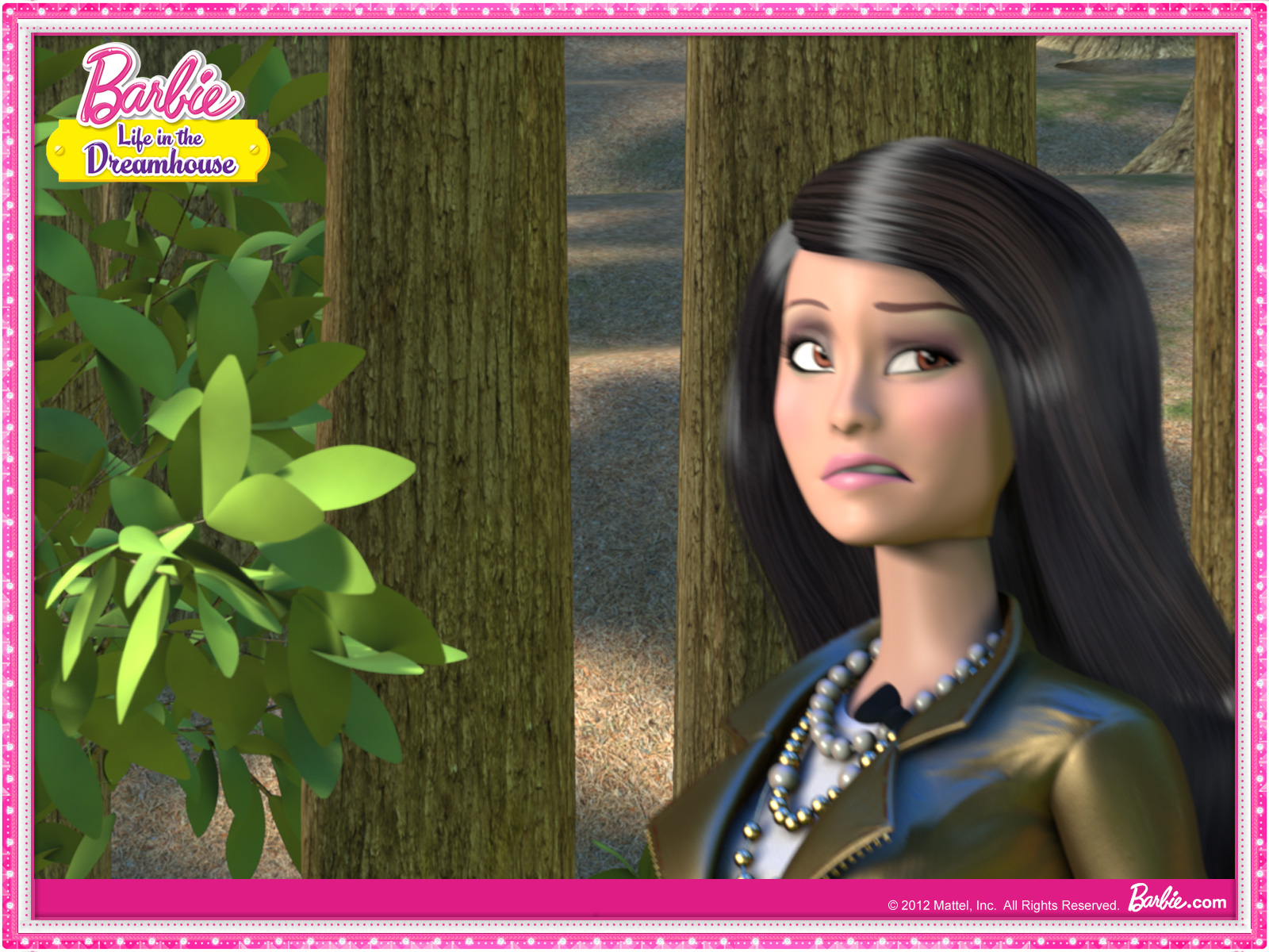 Diary of c a cupid mais wallpapers barbie life in the for Dreamhouse com