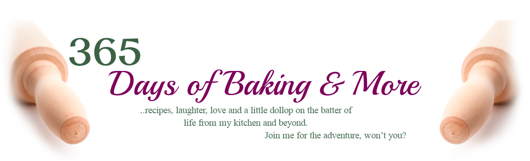 365 Days of Baking and More