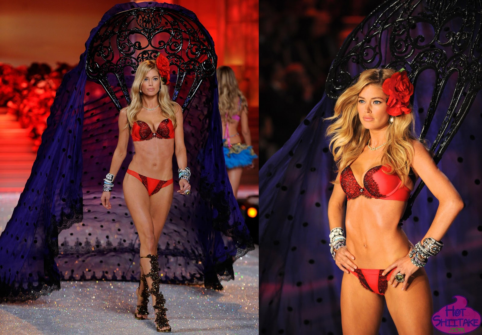 Doutzen Krous Victorias Secret Fashion Show 2011
