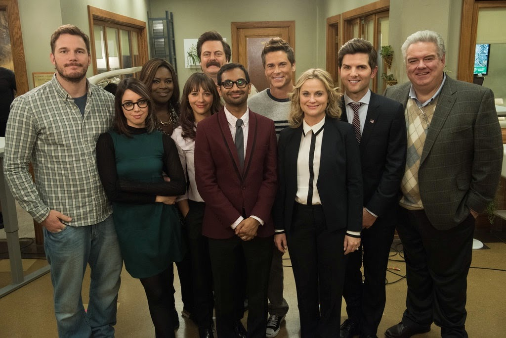 parks and rec series finale