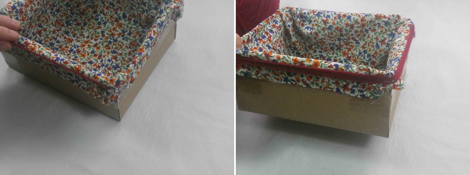 Cajas Decoradas Por Dentro Con Paja De Plastico