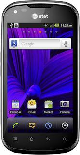 Phone Pantech Burst