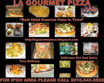 Halal Gourmet Pizza