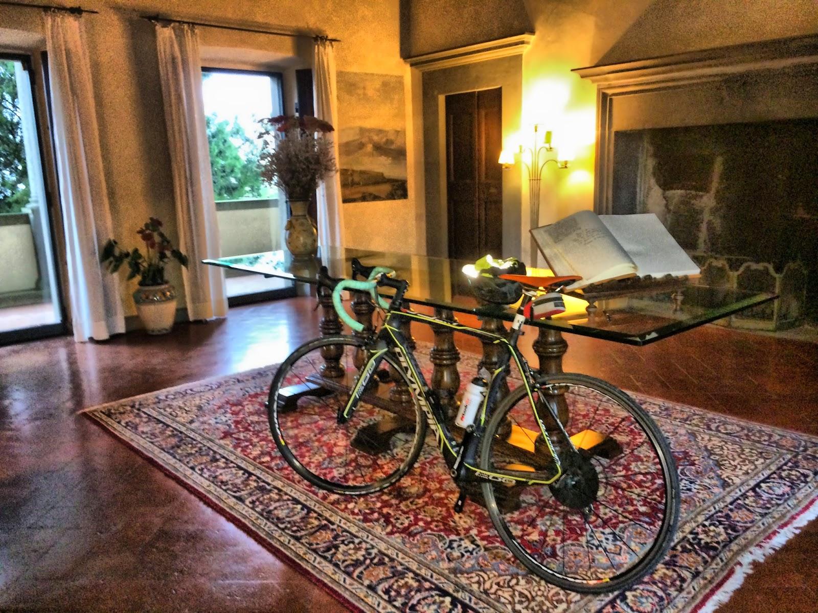 bike shop san casciano tuscany