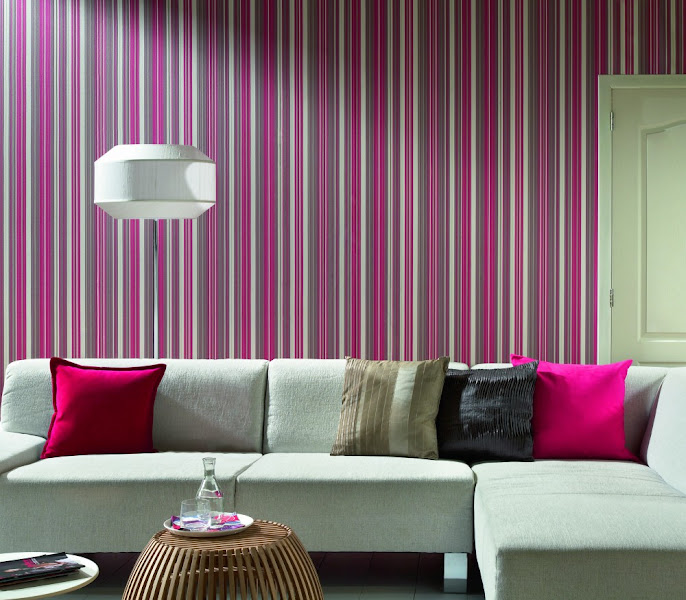 #7 Living Room Wallpaper Design Ideas