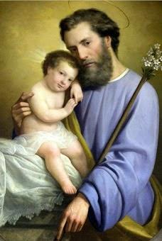 Sancte Ioseph, ¡ora pro nobis!