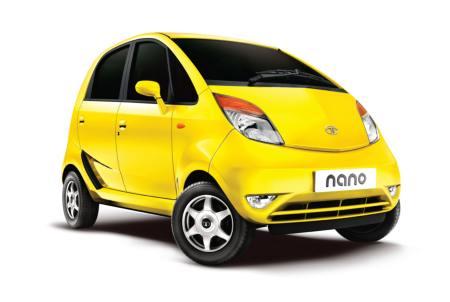 Tata Nano cel mai ieftin de pe glob