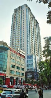 apartemen trillium jalan pemuda surabaya