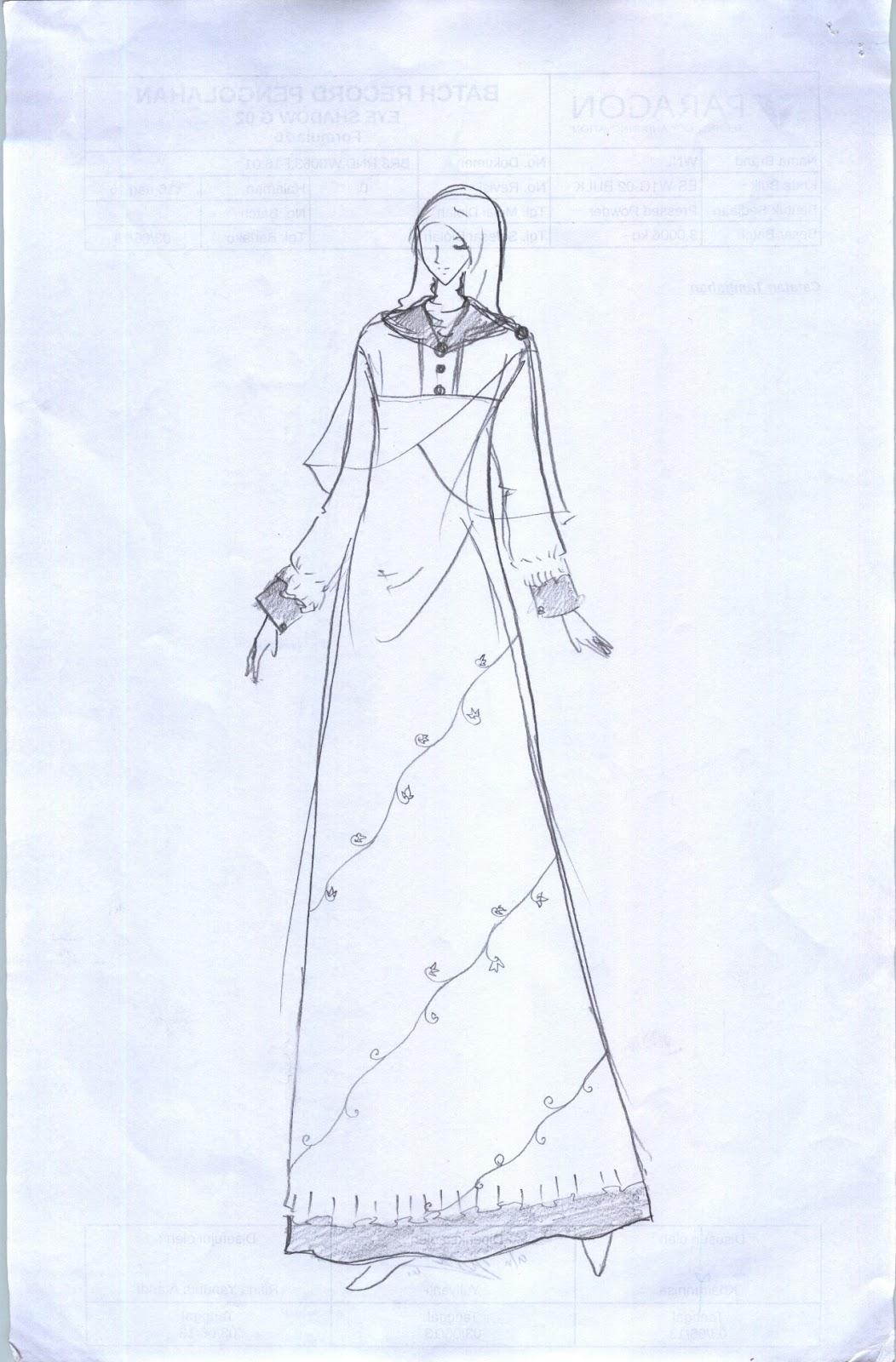 "Alawiyahs Life"": Design Gamis^^"