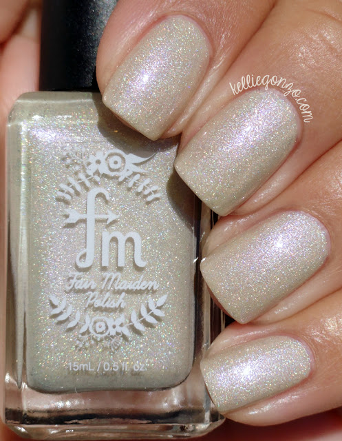 Fair Maiden Polish Fire Frost