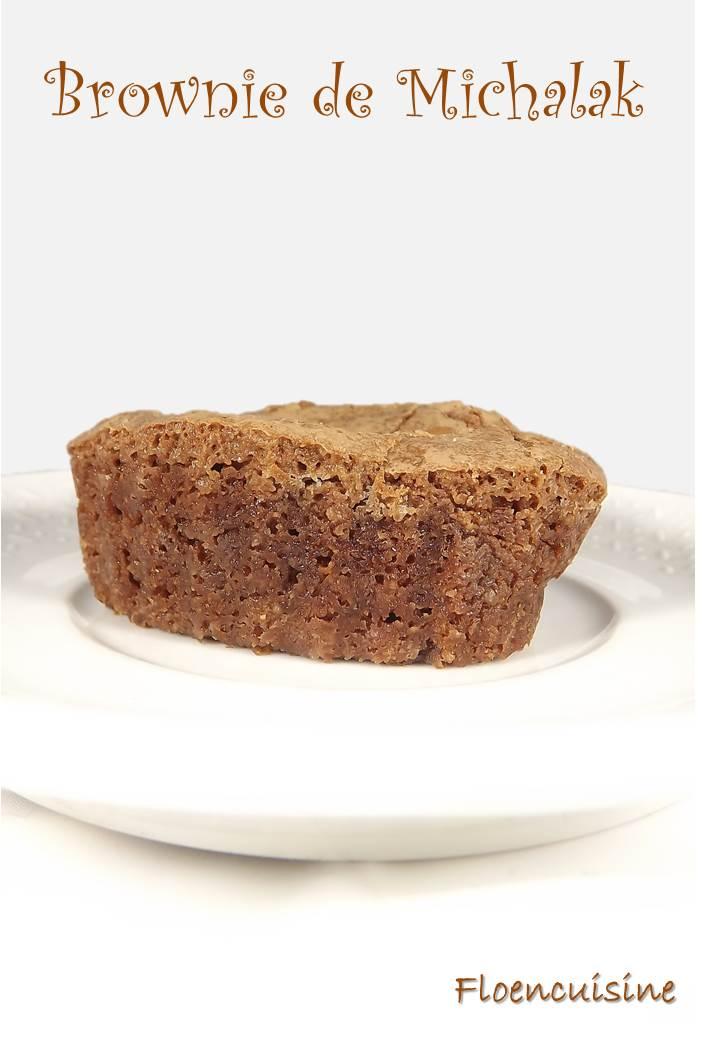 flo en cuisine brownie de michalak