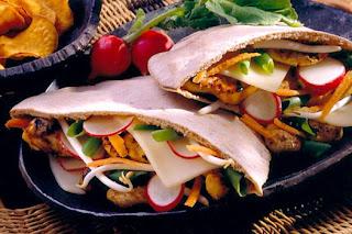 Sandwich Thai