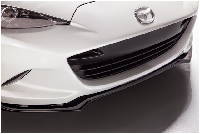 Mazda MX-5 Front Air Dam