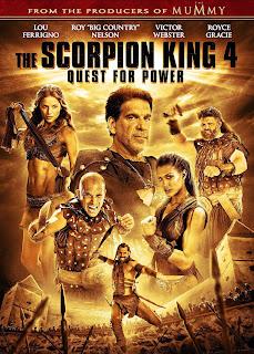 El Rey Escorpión 4: La búsqueda del poder (2015) [Latino]