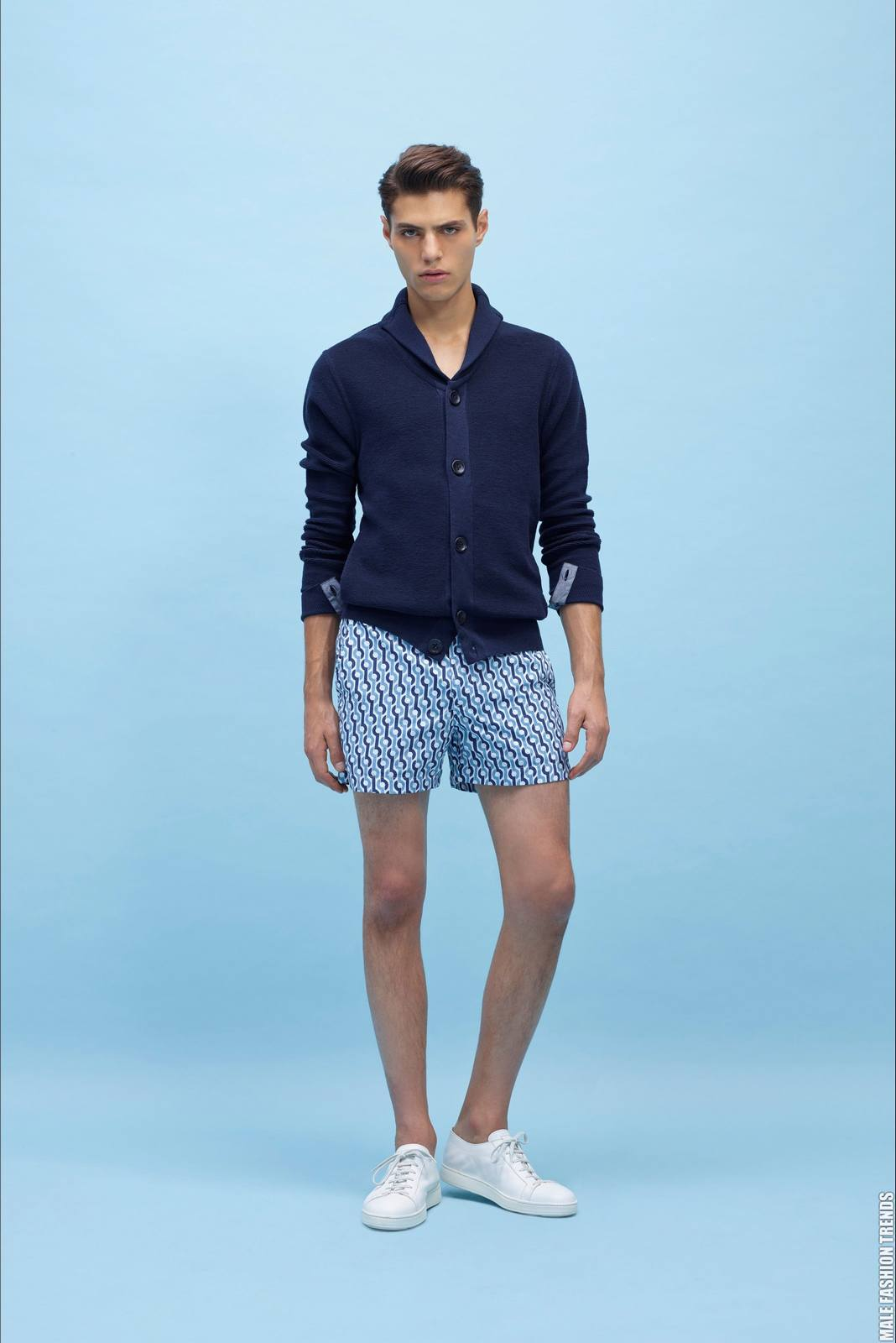 Boglioli Spring/Summer 2015 Collection